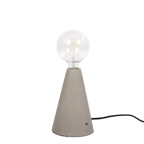 Conelight – Bordslampa – Grey, S