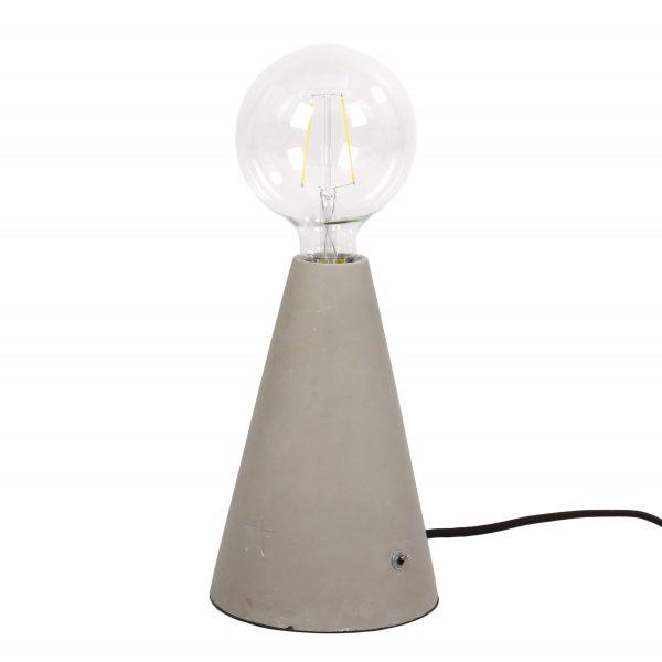 Conelight – Bordslampa – Grey, L