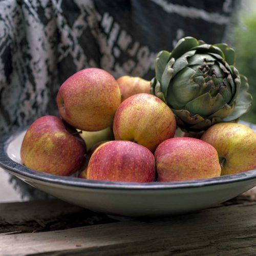 jimsch höst äpplen i skål-16070510317